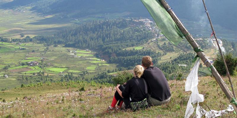 Traditional Honeymoon in Bhutan