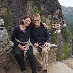Mrs. Ann – 12-night trip with Heavenly Bhutan