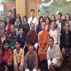 Nipako Low x 17 Pax-My Trip Report to Bhutan in July 2015