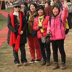 5 Ladies Eyes on Bhutan