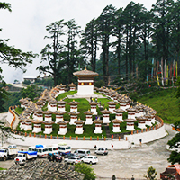 Ms. Chew Moy Ho – Me and my friend Autumn visited Bhutan in 15 – 22 Sept 2015