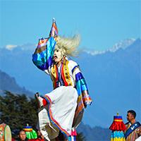 Mr. Robert Gilbert – Trip Report December, 2016 with Heavenly Bhutan Tours